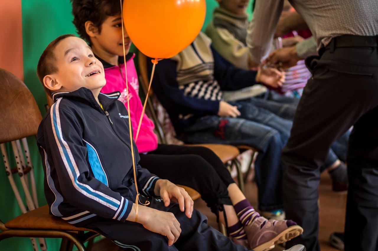 Поздравление с Международным днем защиты детей