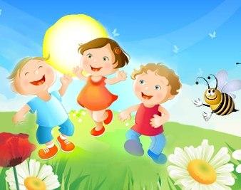 Праздник для детей в честь «Курбан-байрама» 2015