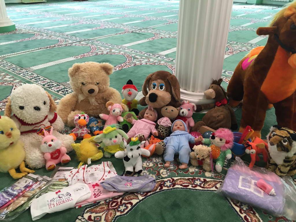 Итоги акции «Подари игрушку детям»