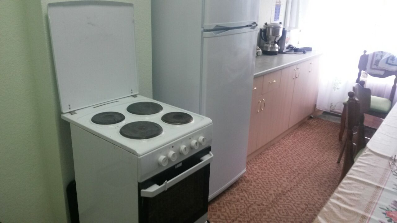 Молельная комната в Новом городе получила электрическую плиту