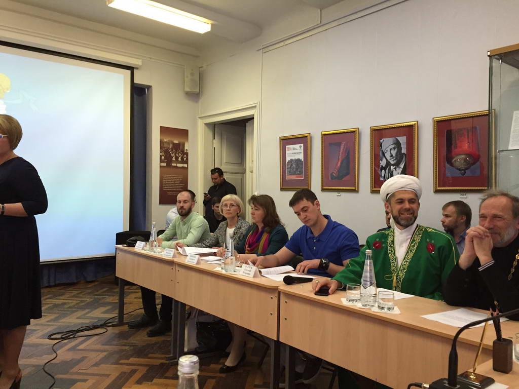 Совету Ульяновской области по вопросам благотворительности, духовности и милосердию быть!