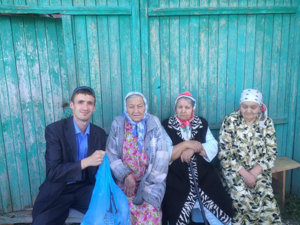 Баранина для малообеспеченных жителей п. Мостовая