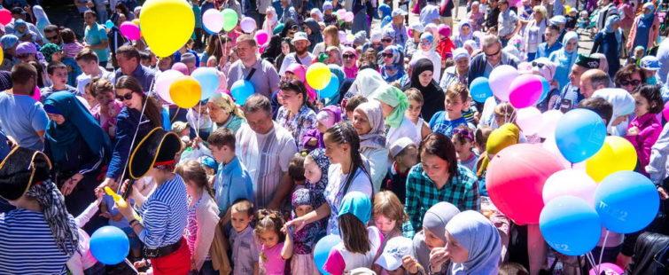 Как же прекрасен праздник Ураза-байрам!