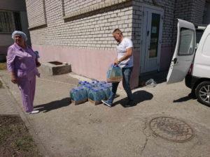 Помощь для детской областной больницы им.Ю.Ф. Горячева