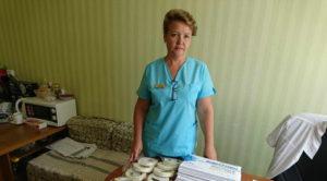Помощ для детской областной больницы им.Ю.Ф. Горячева