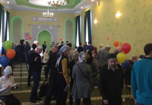 День открытых дверей во Второй Соборной мечети Симбирска-Ульяновска