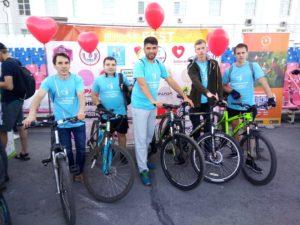 Благотворительный ВелоFest «СЕРДЦЕ СИМБИРСКА-2019»