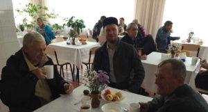 Международный день пожилого человека в с. Акшуат