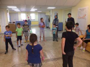Волонтеры Фонда «Садака» посетили УОДКБ