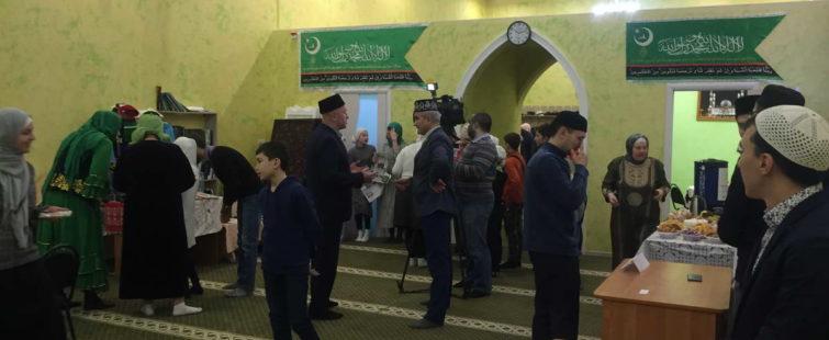 День открытых дверей «Ислам нас объединил»