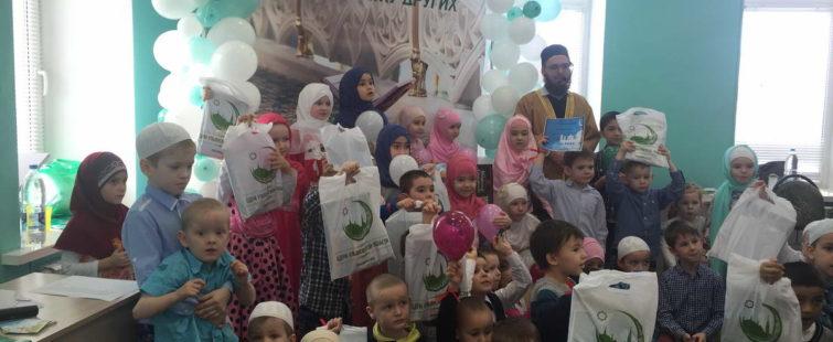 Конкурс для юных чтецов Священного Корана
