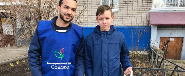 Благотворительный ифтар-марафон стартовал в Ульяновске