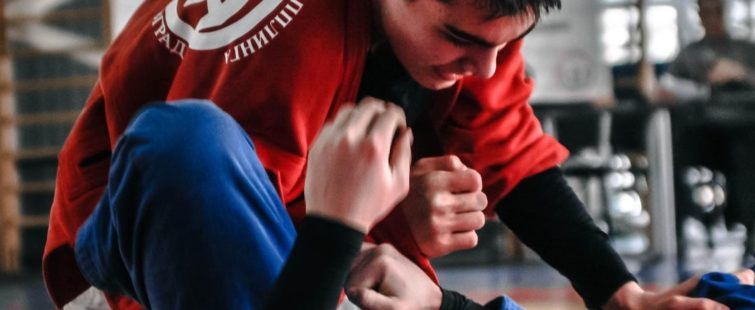 Чемпионат Ульяновской области по грэпплингу