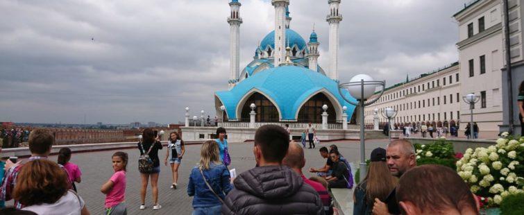 Экскурсия в Казань!